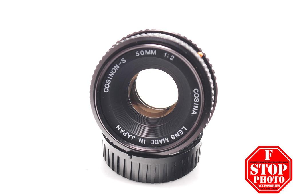 Used Pentax PK Mount Lenses